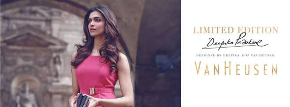 Deepika Padukone- for- Van Heusen- Limited Eidition 2013- Sohelee2