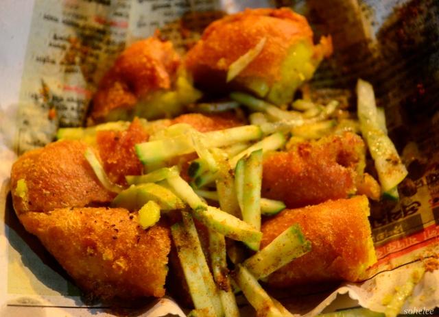 aloor chop/ potato pkora-kushtia-sohelee