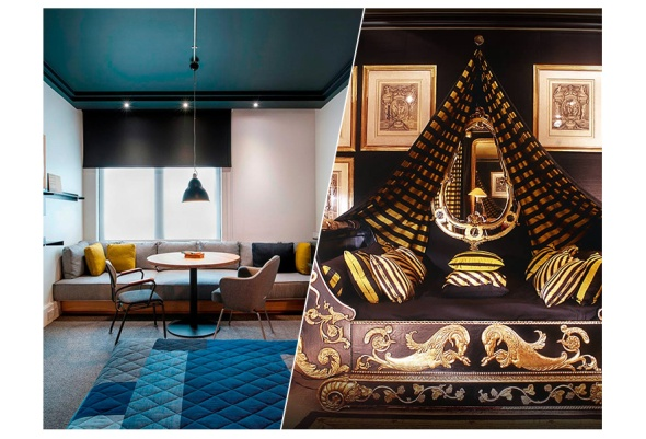 Ace Hotel & Blakes Hotel, London-2 perfect hotels, in 1 desirable city-winter 2013-sohelee