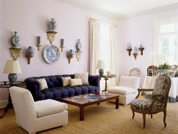 aerin lauder's east hampton home-living room the celebrity way-sohelee
