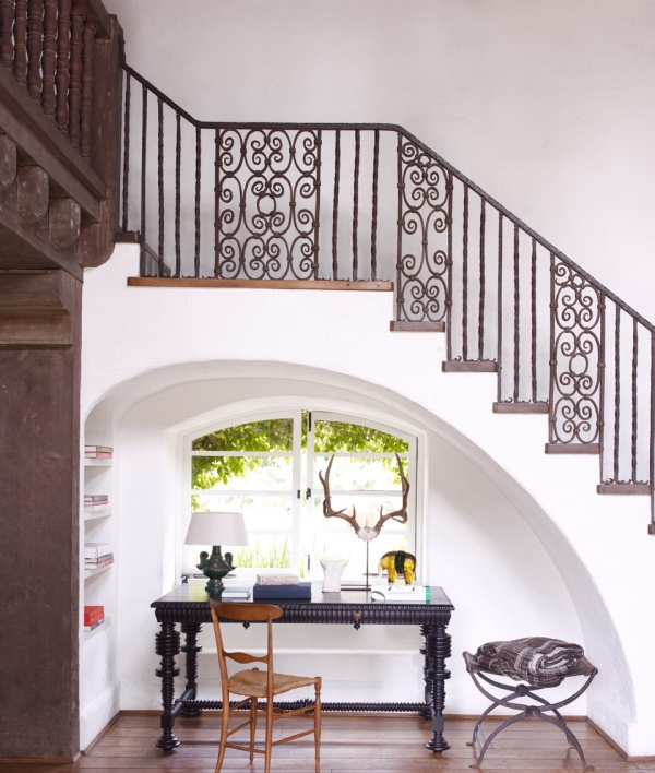alcove-living room-reese witherspoon-celebrities at home-sohelee