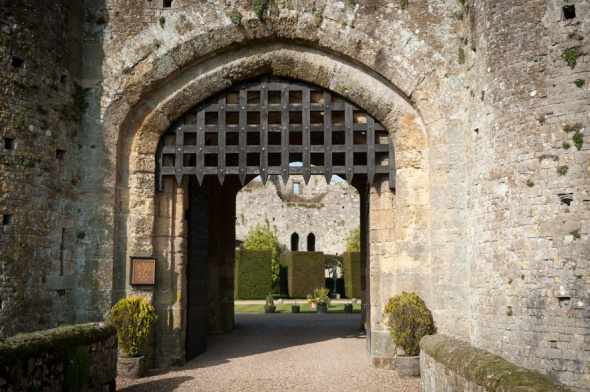 Amberley Castle in England-sohelee