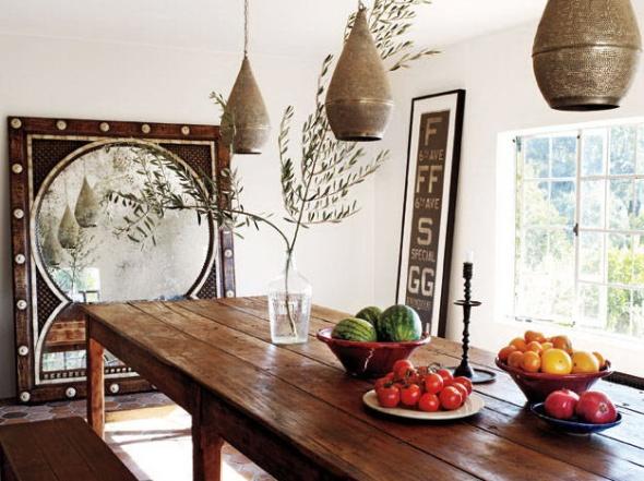 dining room-ellen pompeo-celebrities at home-sohelee