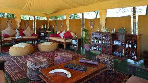 Elephant Pepper Camp in Kenya-the jungle adventure-sohelee2