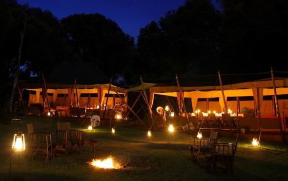 Elephant Pepper Camp in Kenya-the jungle adventure-sohelee3