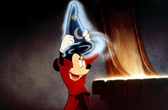 fantasy, 1940- 85th birthday of mickey mouse 2013-sohelee