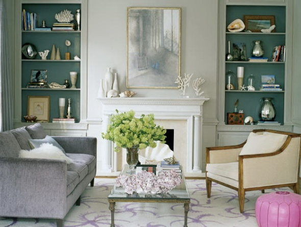 george stephanopoulos's washington d.c. home-living room the celebrity way-sohelee