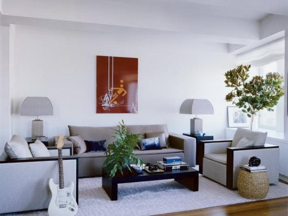 john mayer's new york city apartment-living room the celebrity way-sohelee