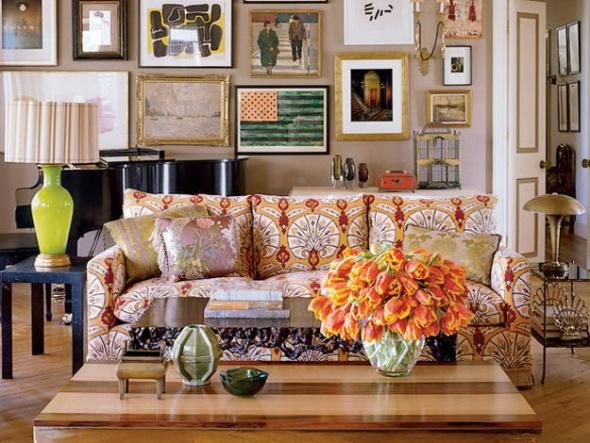 lindsey buckingham's los angeles home-living room the celebrity way-sohelee