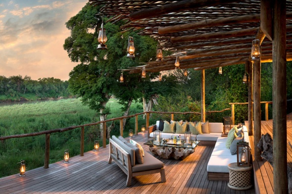 Lion Sands Game Reserve, Kruger National Park in South Africa-the jungle adventure-sohelee
