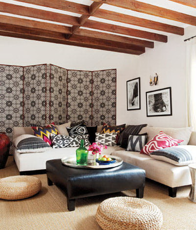 living room-ellen pompeo-celebrities at home-sohelee4