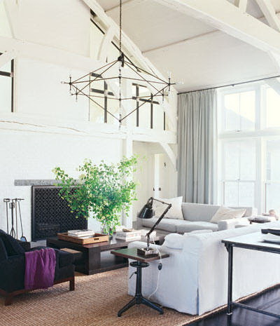 living room-meg ryan-celebrities at home-sohelee
