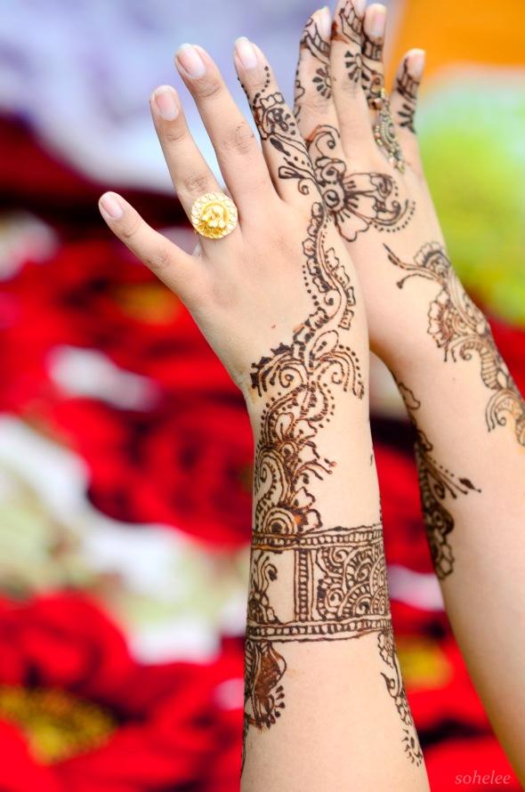 mehendi (hena art)-eid ul adha 2013-sohelee4