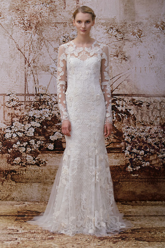 Monique Lhuillier-bridal fall 2014-sohelee