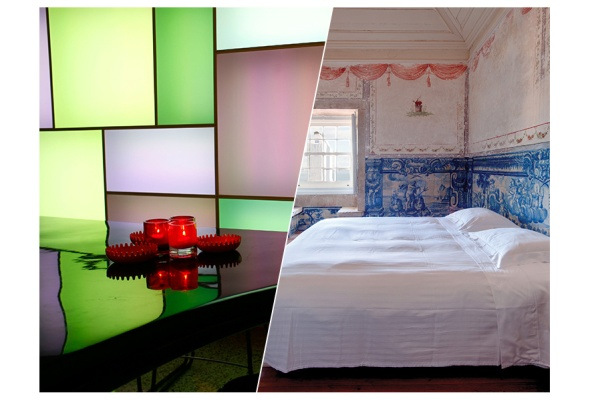 Palacio Belmonte & Bairro Alto Hotel, Lisbon-2 perfect hotels, in 1 desirable city-winter 2013-sohelee