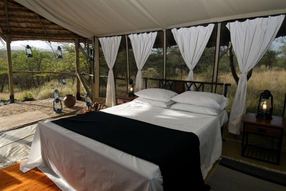 Serena Kirawira Camp in Tanzania-the jungle adventure-sohelee