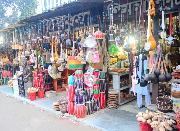souvenir shop in front of the mausoleum of lalan shah-cheuria-kushtia-sohelee3