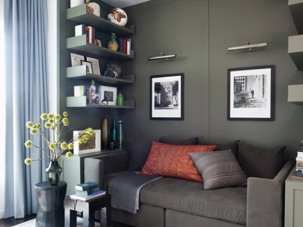 study room-hilary swank-celebrities at home-sohelee