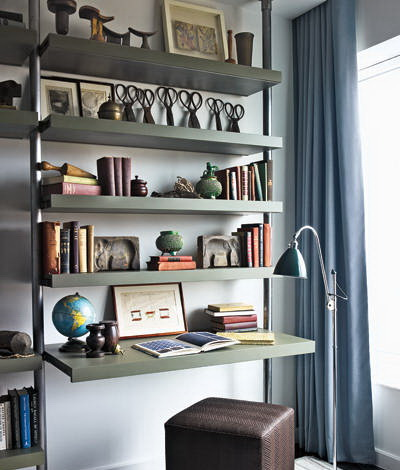 study room-hilary swank-celebrities at home-sohelee2