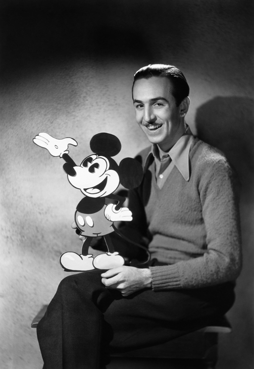 with walt disney, 1930- 85th birthday of mickey mouse 2013-sohelee