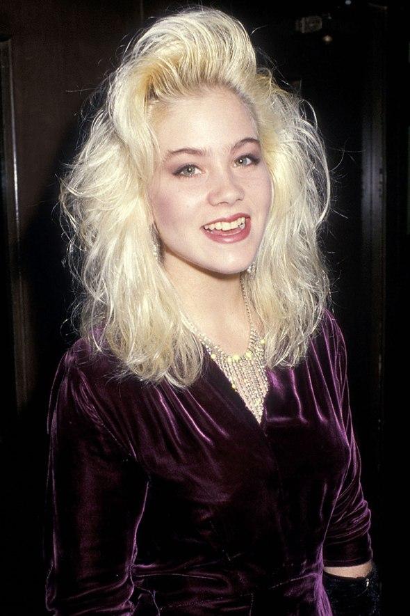 Christina Applegate, 1987-the evolution of bang-sohelee
