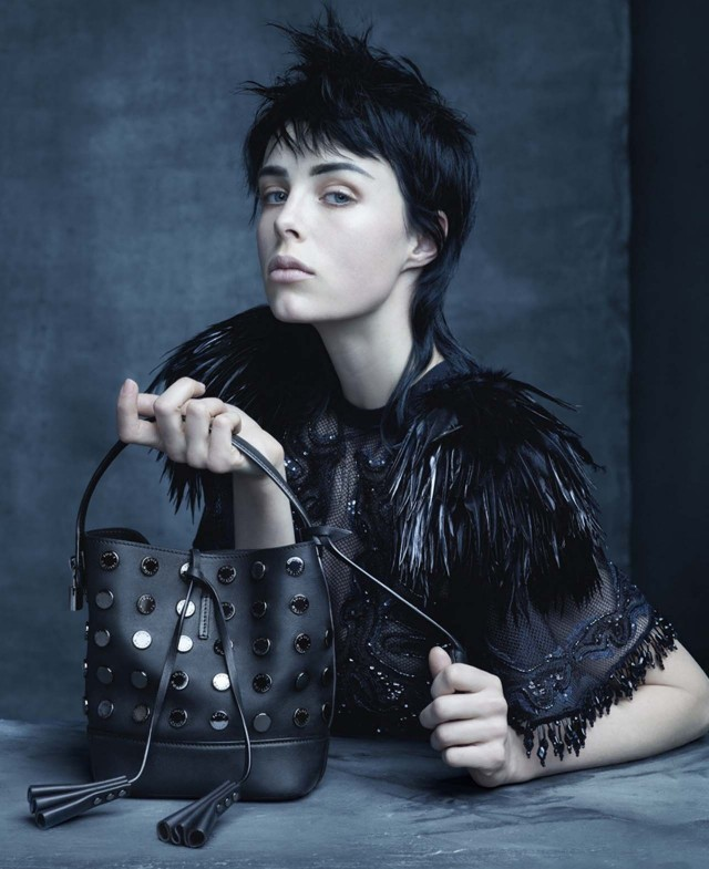 Edie Campbell-Marc Jacob's Last Collection for Louis Vuitton-Sohelee5