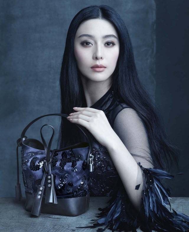 Fan Bingbing-Marc Jacob's Last Collection for Louis Vuitton-Sohelee6