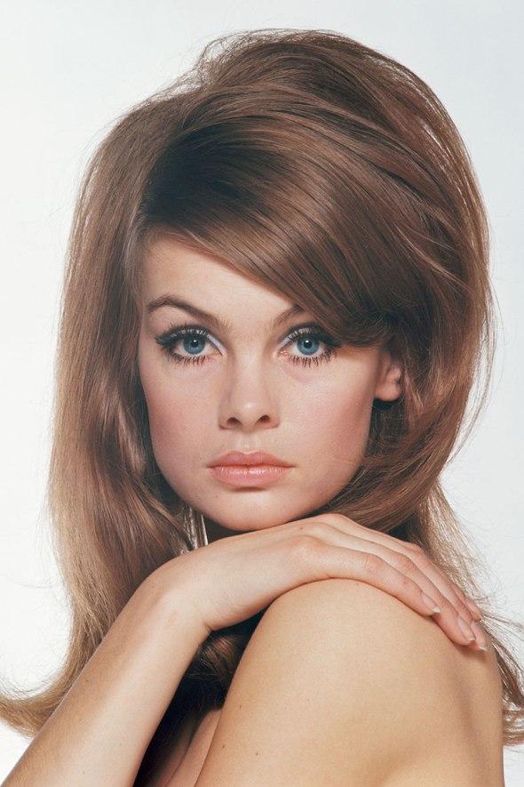 Jean Shrimpton, 1965-the evolution of bang-sohelee