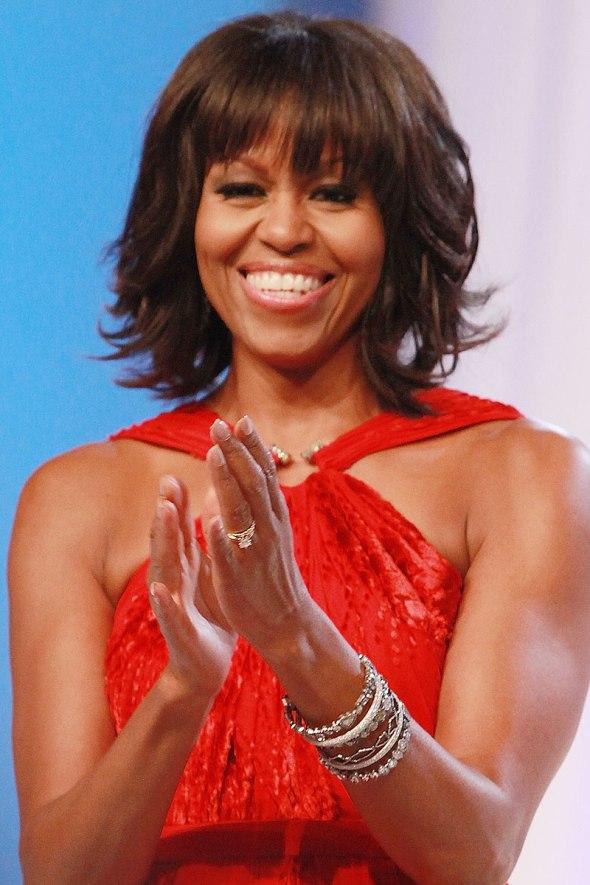 Michelle Obama, 2013-the evolution of bang-sohelee