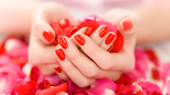 nail care in winter-sohelee
