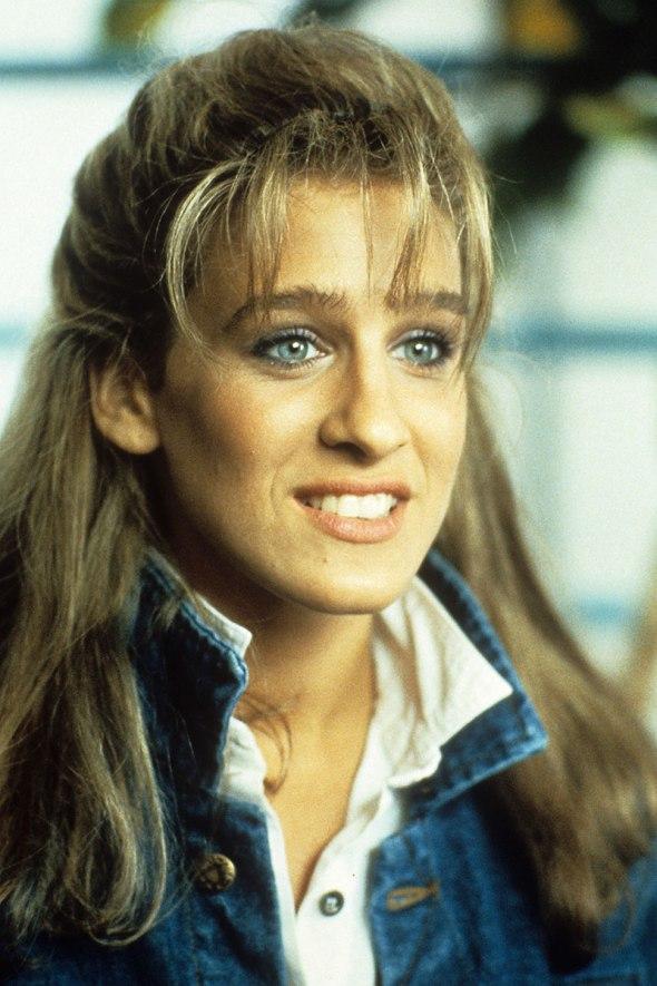 Sarah Jessica Parker, 1985-the evolution of bang-sohelee