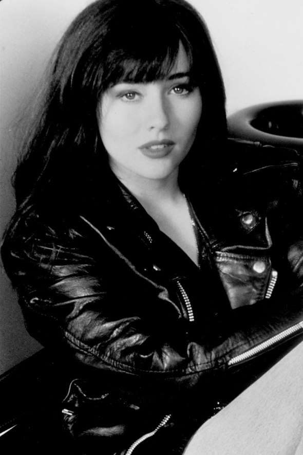 Shannen Doherty, 1990-93-the evolution of bang-sohelee