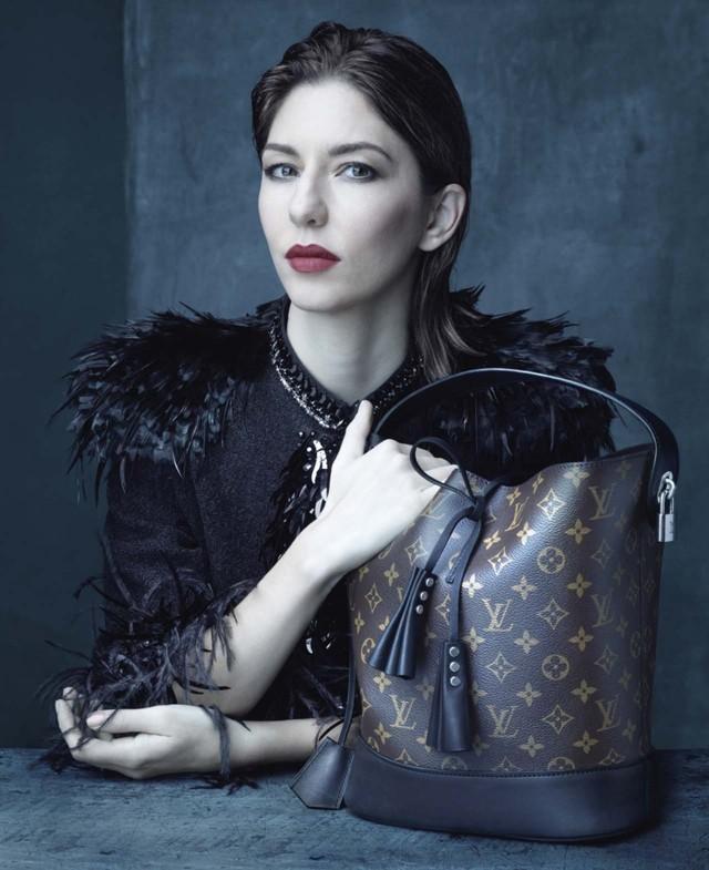 Sofia Coppola-Marc Jacob's Last Collection for Louis Vuitton-Sohele 8