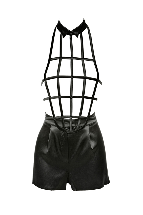 the cage collection by La Perla 2013-sohelee2