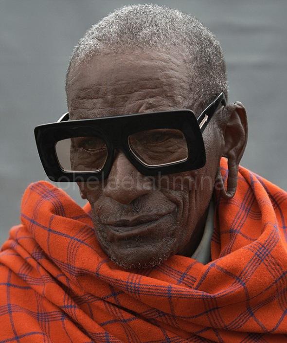 Visible ft. Kenyan Artisans in Karen Walker Spring 2014 Eye-wear Campaign- Sohelee