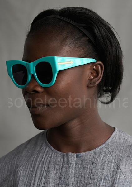 Visible ft. Kenyan Artisans in Karen Walker Spring 2014 Eye-wear Campaign- Sohelee6