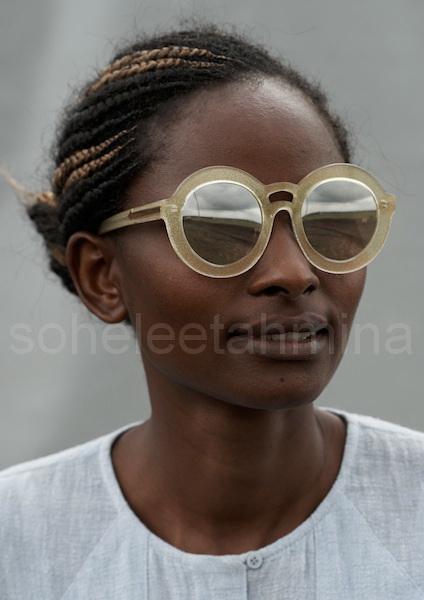 Visible ft. Kenyan Artisans in Karen Walker Spring 2014 Eye-wear Campaign- Sohelee9