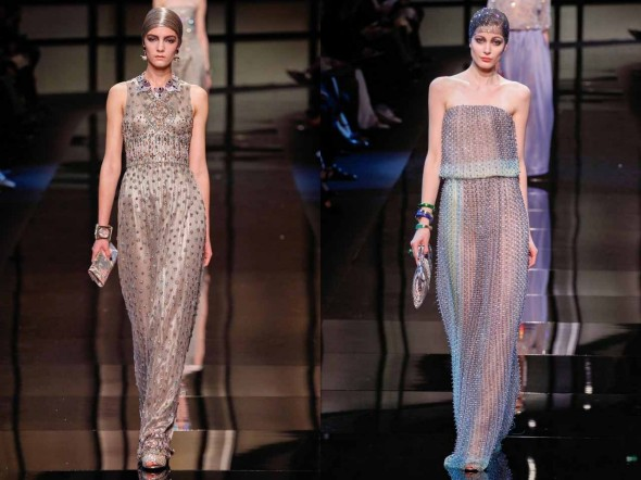 Armani Privé -The Wedding Gowns, Paris Haute Couture-Sohelee