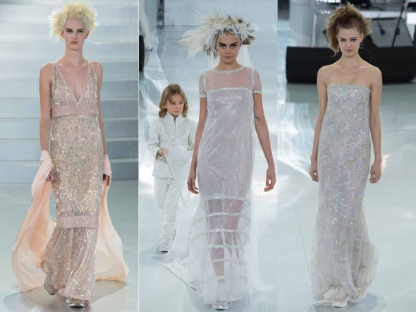 Chanel-The Wedding Gowns, Paris Haute Couture-Sohelee