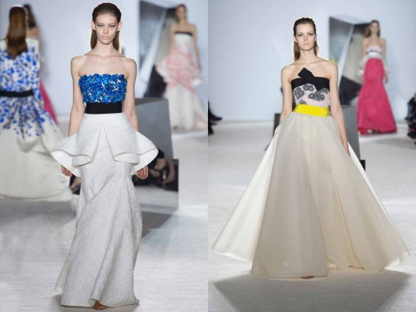 Giambattista Valli-The Wedding Gowns, Paris Haute Couture-Sohelee
