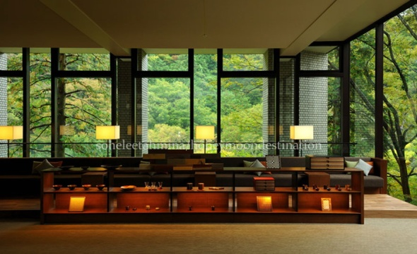 KAI Hakone in Japan- Honeymoon Destinations- Sohelee