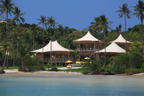 Soneva Kiri on the island of Koh Kood in Thailand- Honeymoon Destinations- Sohelee