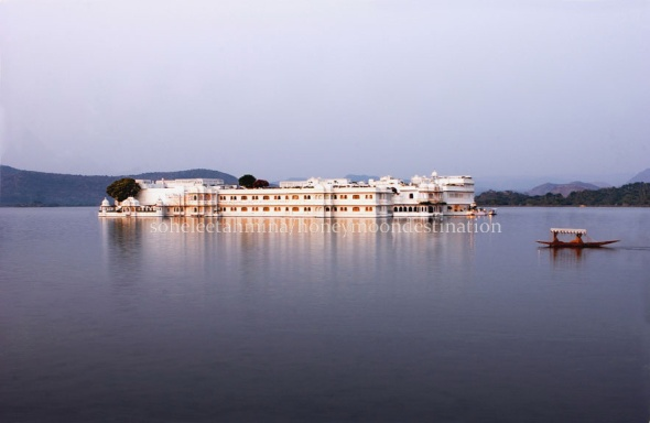 Taj Lake Palace Udaipur- Honeymoon Destinations- Sohelee