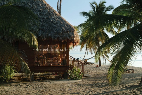Turtle Inn in Belize- Honeymoon Destinations- Sohelee