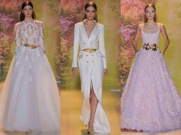 Zuhair Murad-The Wedding Gowns, Paris Haute Couture-Sohelee