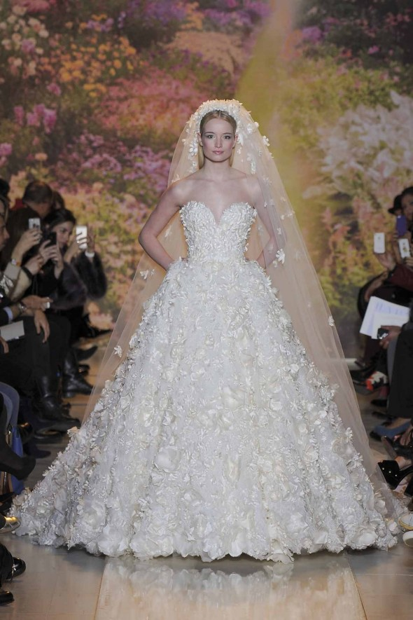 Zuhair Murad-The Wedding Gowns, Paris Haute Couture-Sohelee2