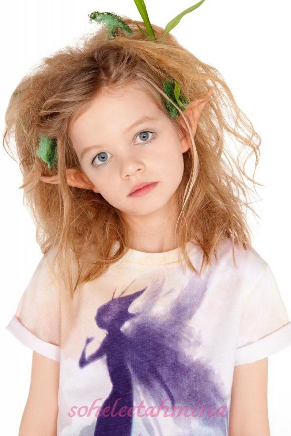 Arlo T-shirt- Disney Maleficent Stella McCartney Kids Collection 2014- Sohelee1