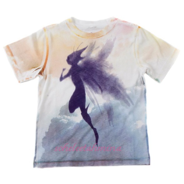 Arlo T-shirt- Disney Maleficent Stella McCartney Kids Collection 2014- Sohelee2