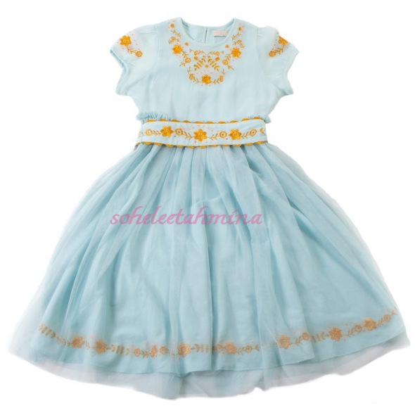 Aurora Tulle Dress- Disney Maleficent Stella McCartney Kids Collection 2014- Sohelee1