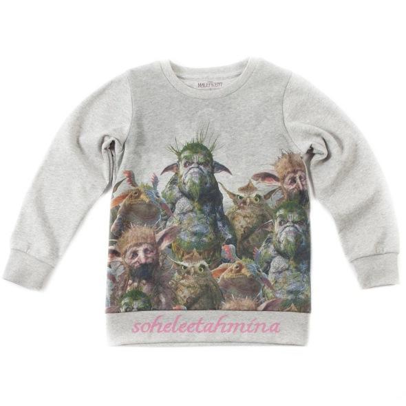 Billy Sweatshirt- Disney Maleficent Stella McCartney Kids Collection 2014- Sohelee1